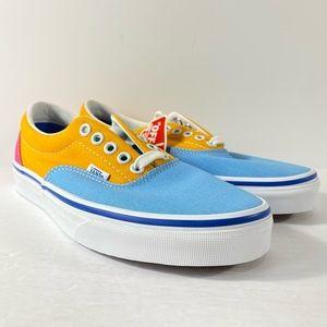 Vans Era Canvas Multi Colour Bright Sneakers